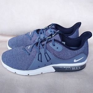 Nike Air Max Sequent Mens Sneakers
